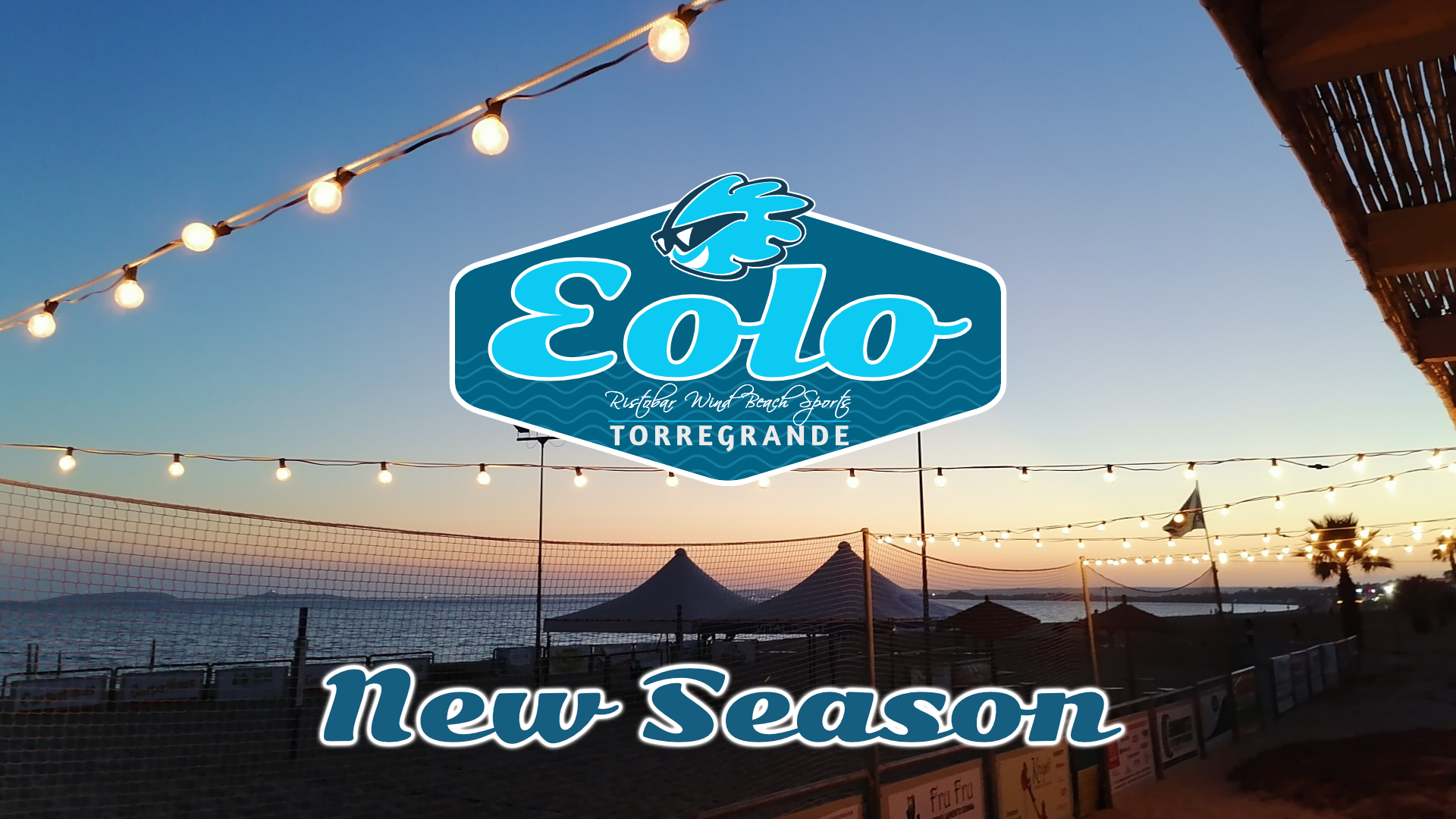Eolo Ristobar new season